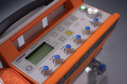 Shangrilla 510 Transport Ventilator Device
